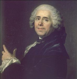 Louis Michel van Loo, Marivaux, 1743.