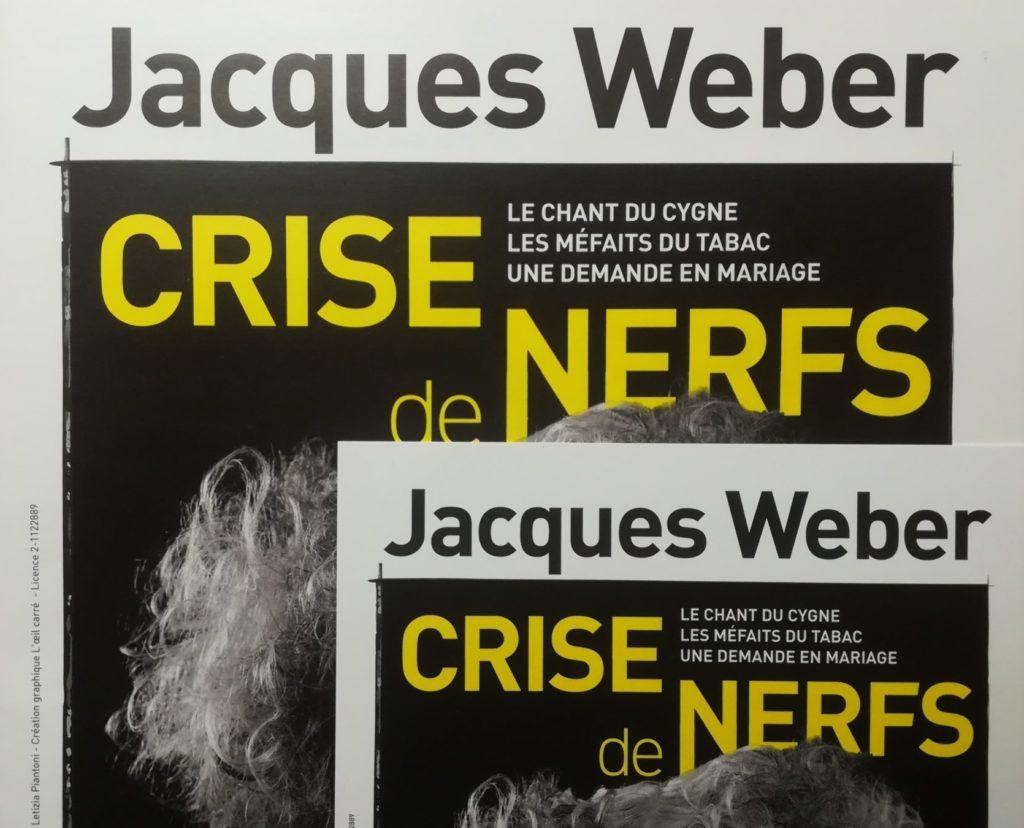 Crise de nerfs, mise en scène par Peter Stein, Théâtre de l'Atelier.