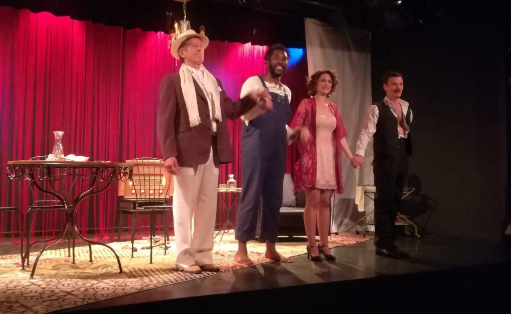 La Putain respecteuese, A La Folie Théâtre 2