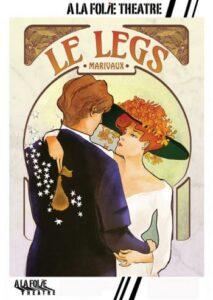 Le Legs_ affiche_ mes Alain de Bock
